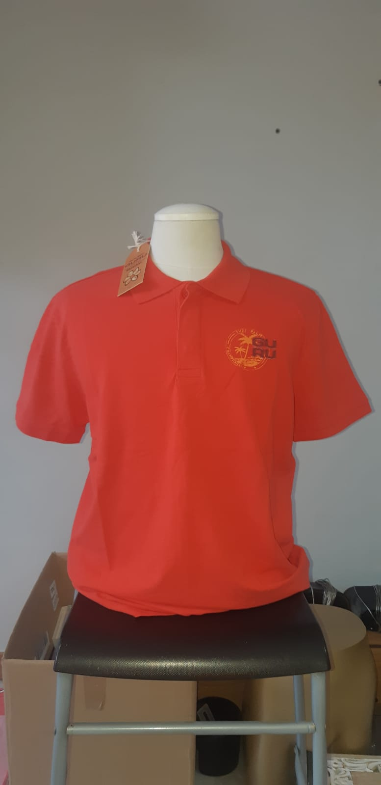 POLO (5) - Red - Rot